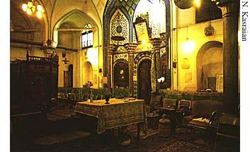 jews in contemporary iran