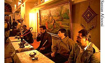 Photo of a coffeehouse