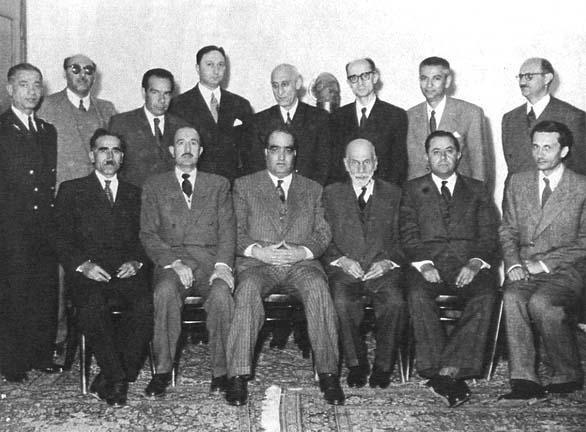 Mosadegh goverment