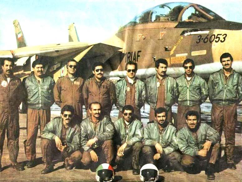 fuerza aerea irani