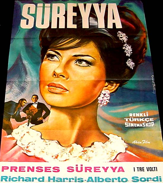 Soraya a new film going on my web site next week 7