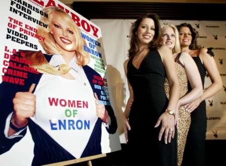 Women Of Enron Nude Pics 12
