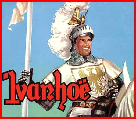 Nostalgia: Remember Ivanhoe with Roger Moore ?