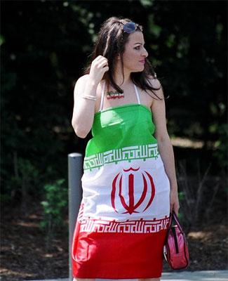 sexy girls of iran